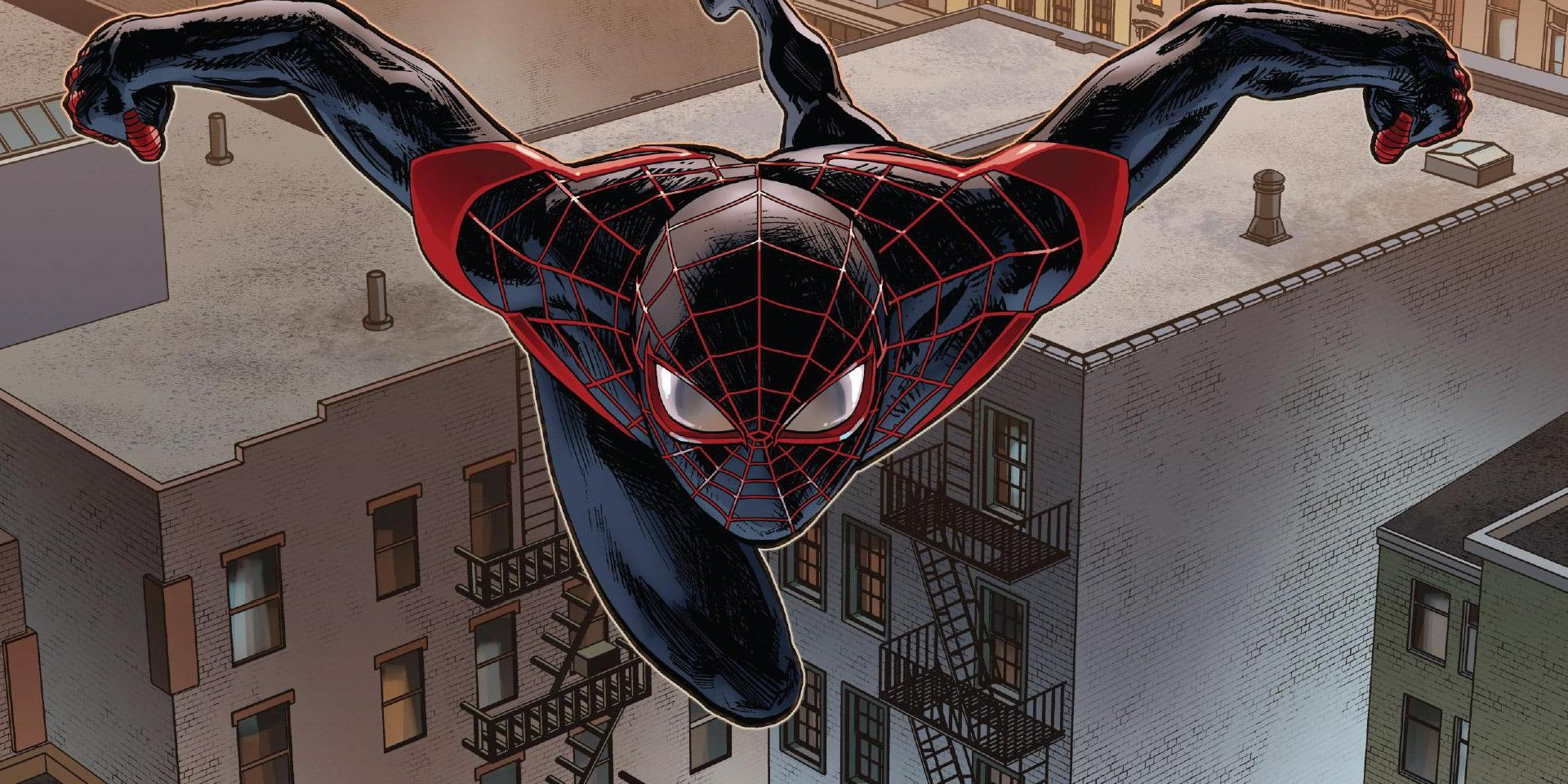 Animated Spidey Movie Is About Miles