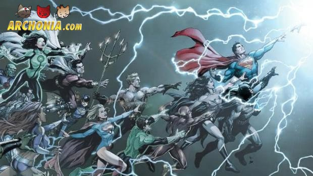 DC Rebirth Overview