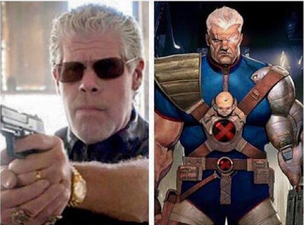 Hellboy Wants To Be Cable