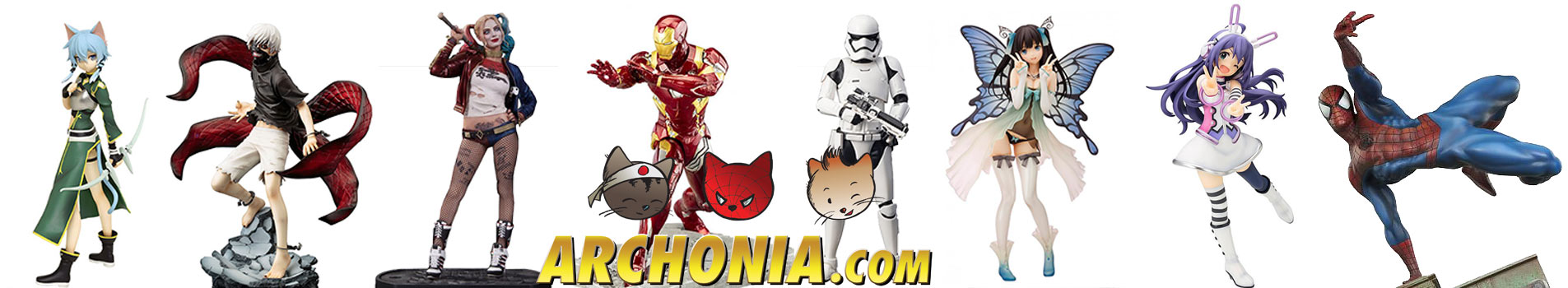 Archonia - Your Pop Culture store