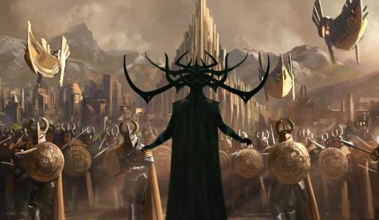 Thor Ragnarok Casting Galore
