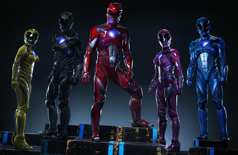 First Power Rangers Image/Sequel News
