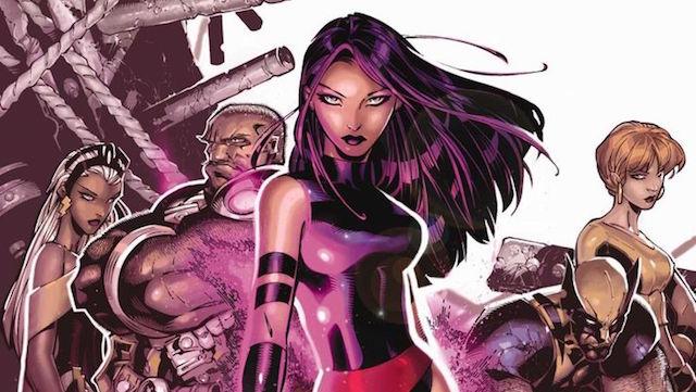 Olivia Munn/Psylocke Wants To Join X-Force