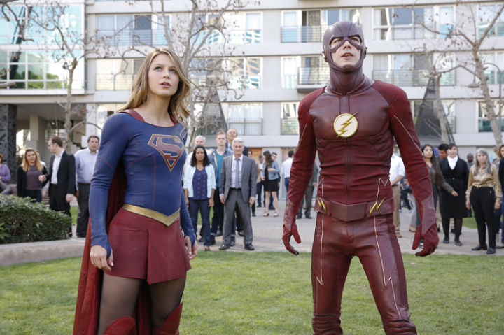 Supergirl Moves To The CW