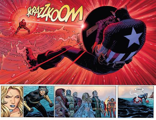 Marvel Studios/20th Century Fox Films Crossover?!
