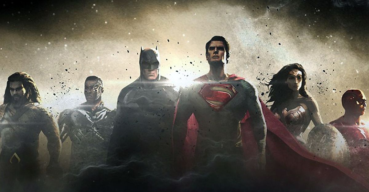Major Justice League News For Tuesday