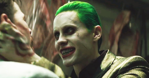 Suicide Squad Joker Ink Explained