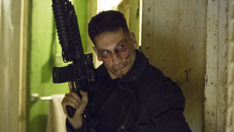 Punisher Interview With Jon Bernthal