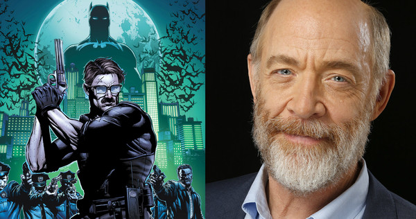 J.K. Simmons Talks Justice League