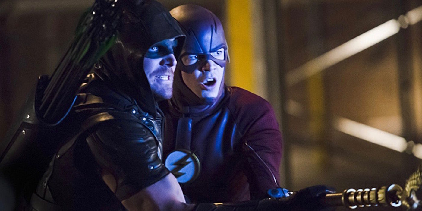 Stephen Amell Talks Flashpoint/Arrow