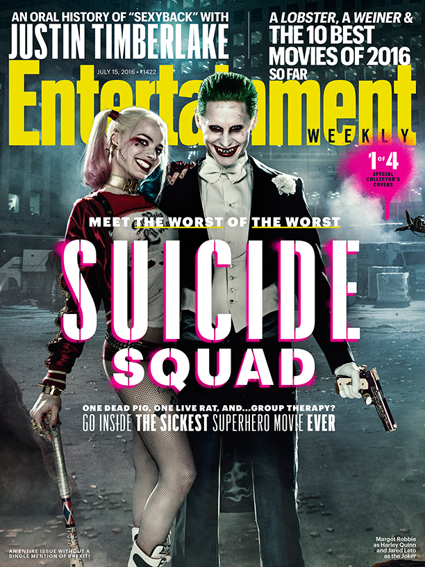 More Suicide Squad News