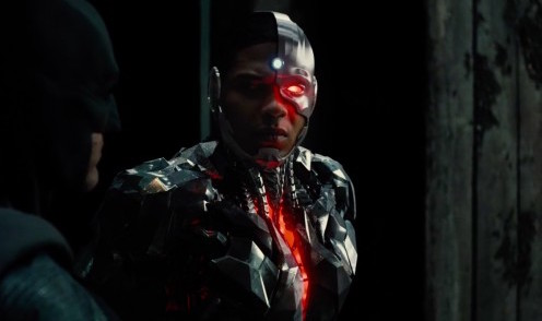 Cyborg Will Be In The Flash Film