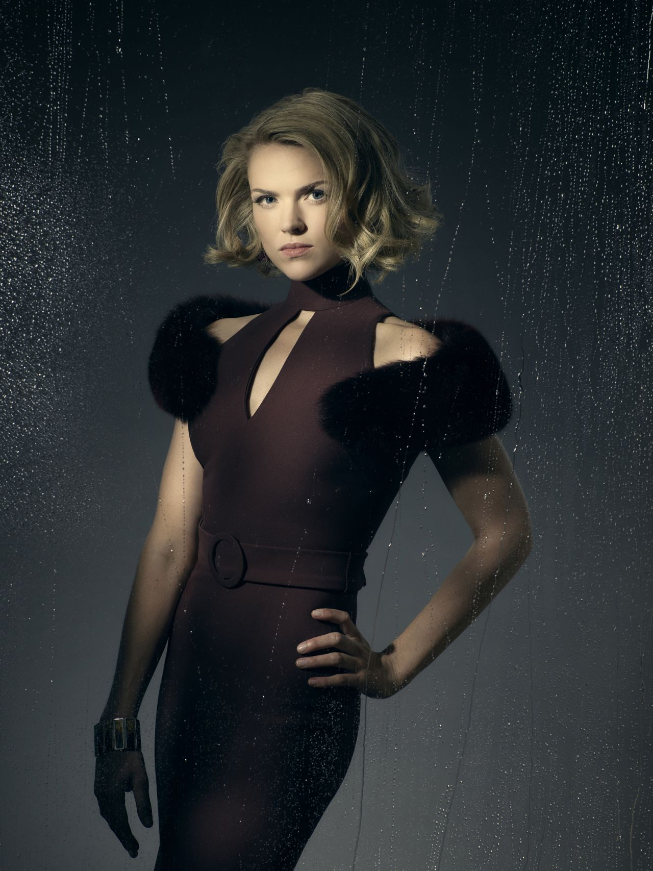 Erin Richards as Barbara Kean
