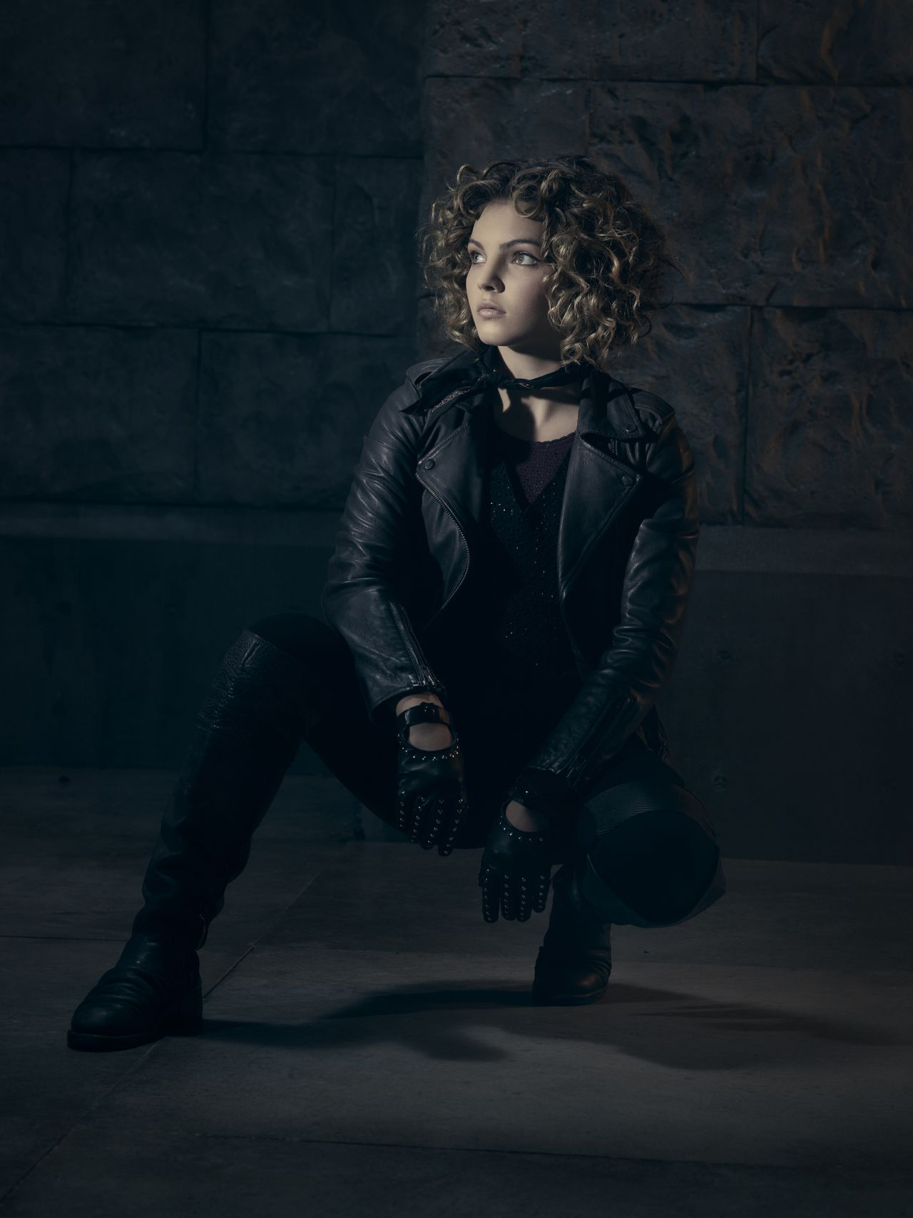 Camren Bicondova as Selina Kyle