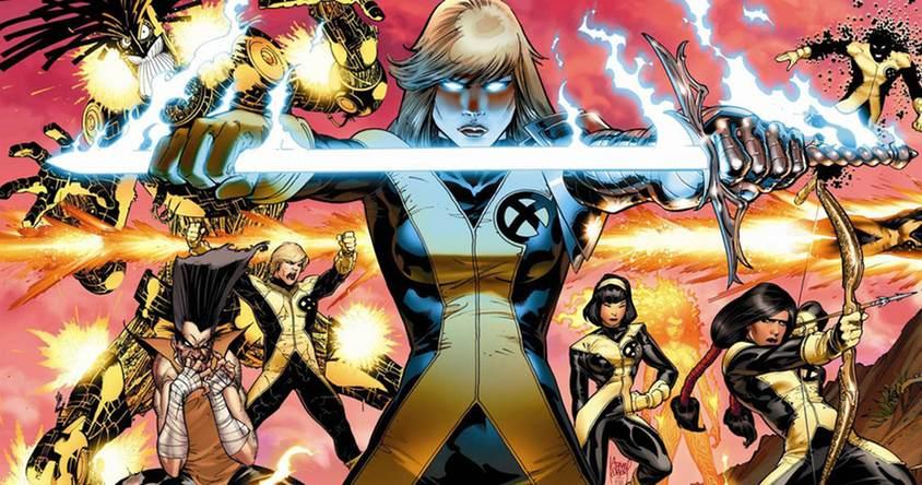 New Mutants Movie Line Up
