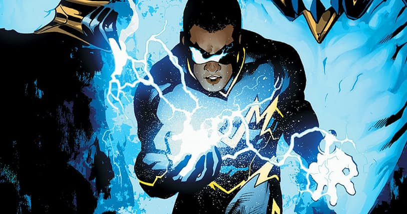 Black Lightning On TV