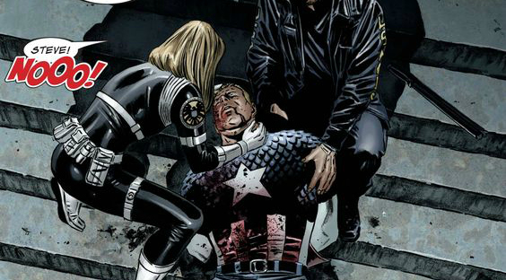 Was Cap Supposed To Die In Civil War?