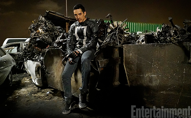 Ghost Rider For Agents of SHIELD Revealed