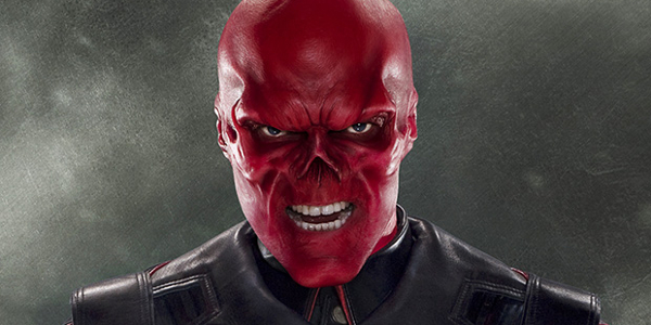 Hugo Weaving Talks Red Skull