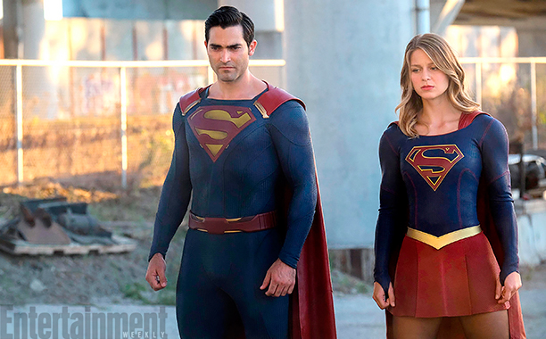 Second Look At CW's Superman