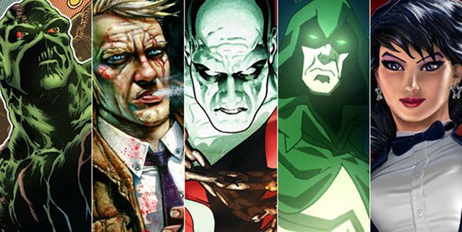 Justice League Dark/Dark Universe Director Speaks