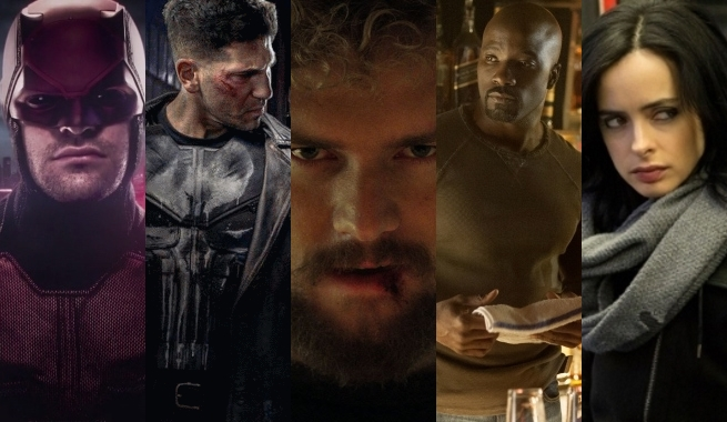 Kevin Feige Talks Netflix Characters In Movies