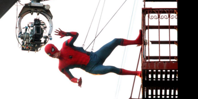 Tom Holland Talks Spider-man Suit And More