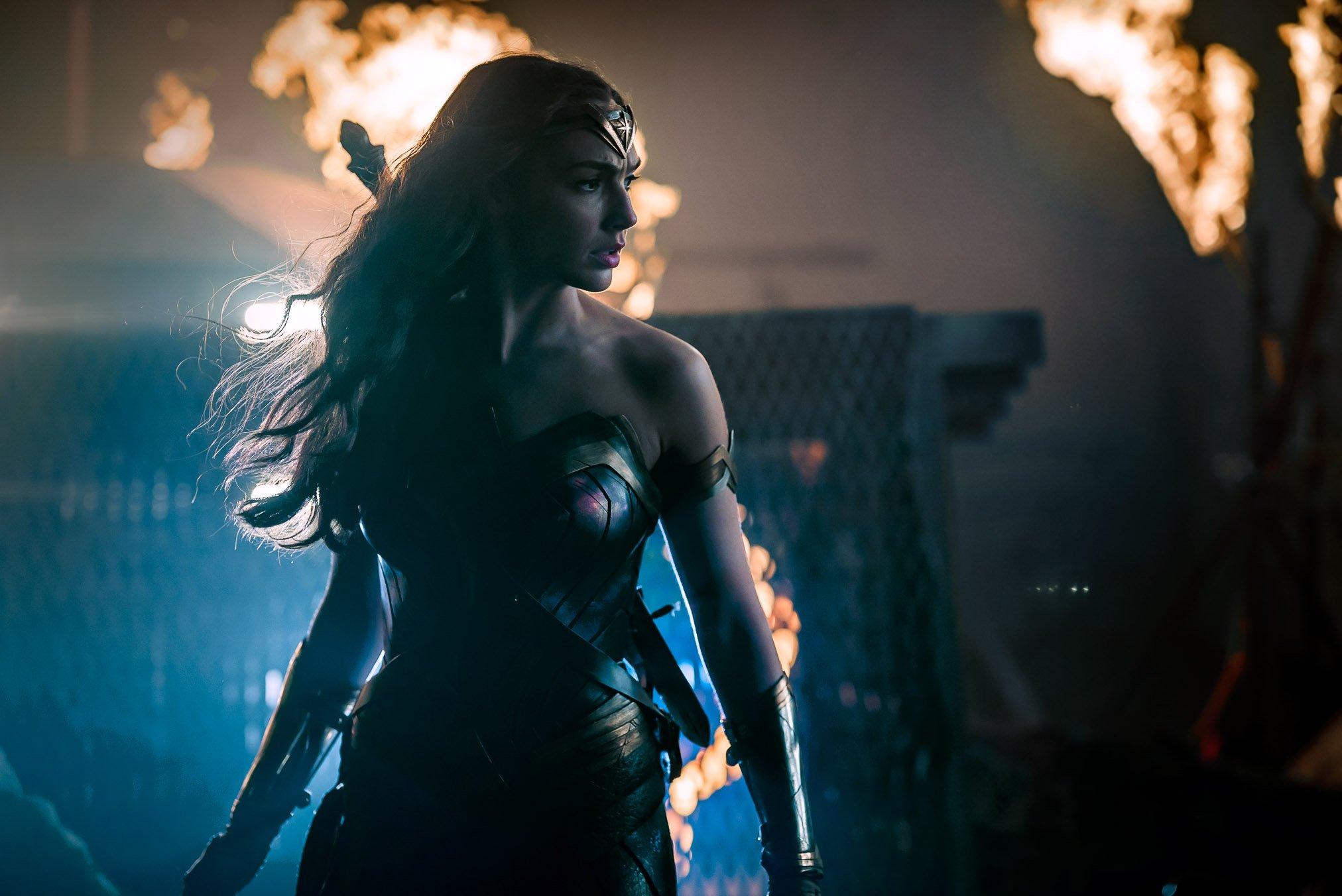 Zack Snyder Shared New Wonder Woman Image