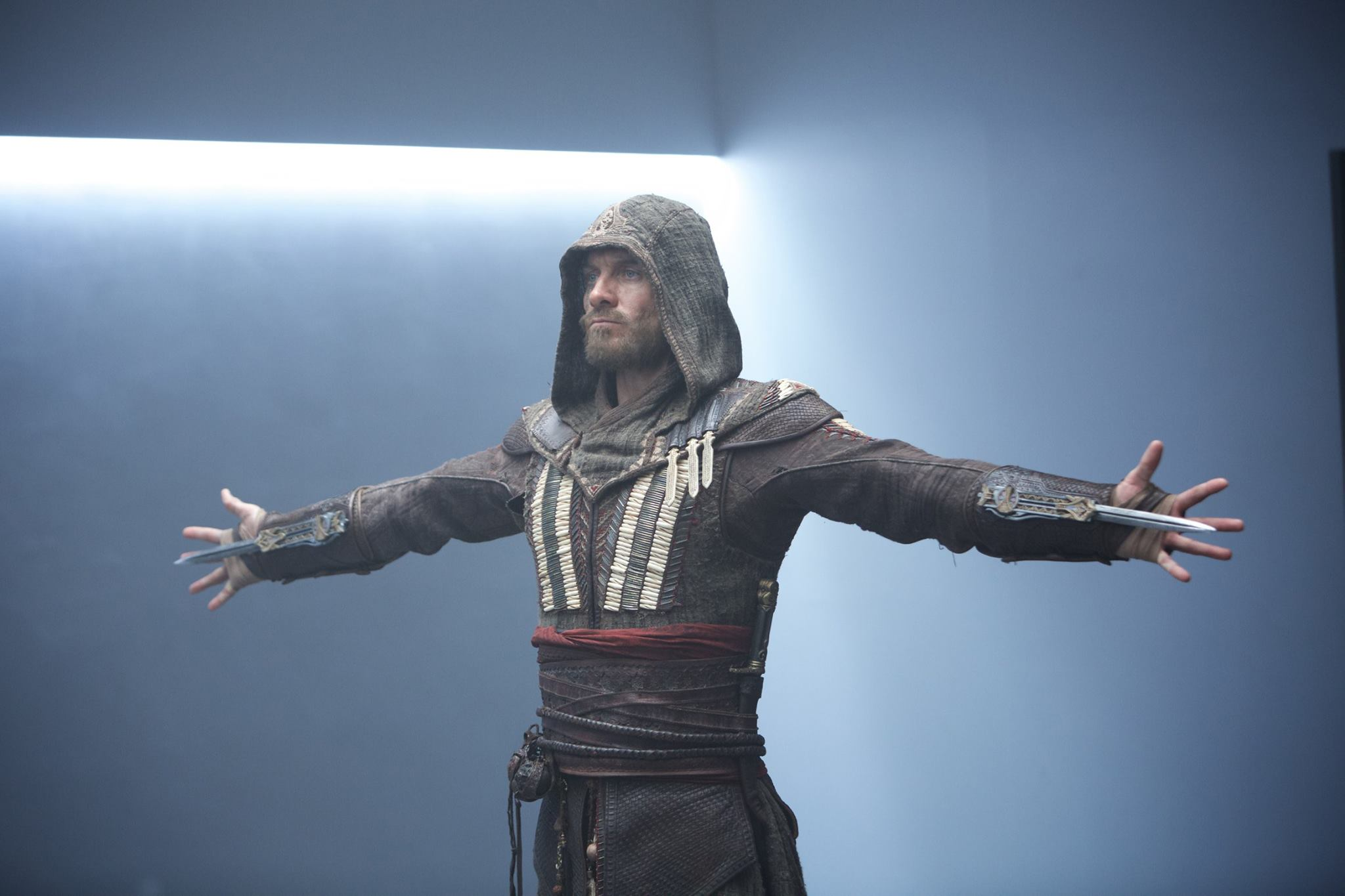 Fassbender Talks Assassin's Creed