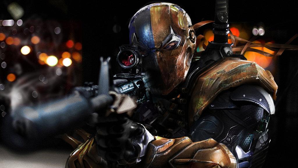 Arrows Manu Bennett Talks Movie Deathstroke