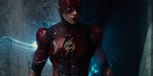 Ezra Miller Talks The Flash