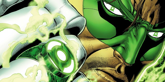 A Green Lantern Will Be In Justice League