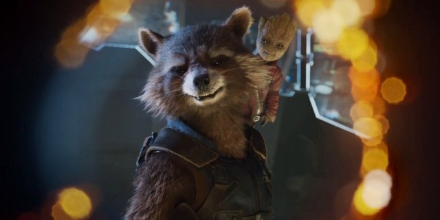 James Gunn Talks Baby Groot
