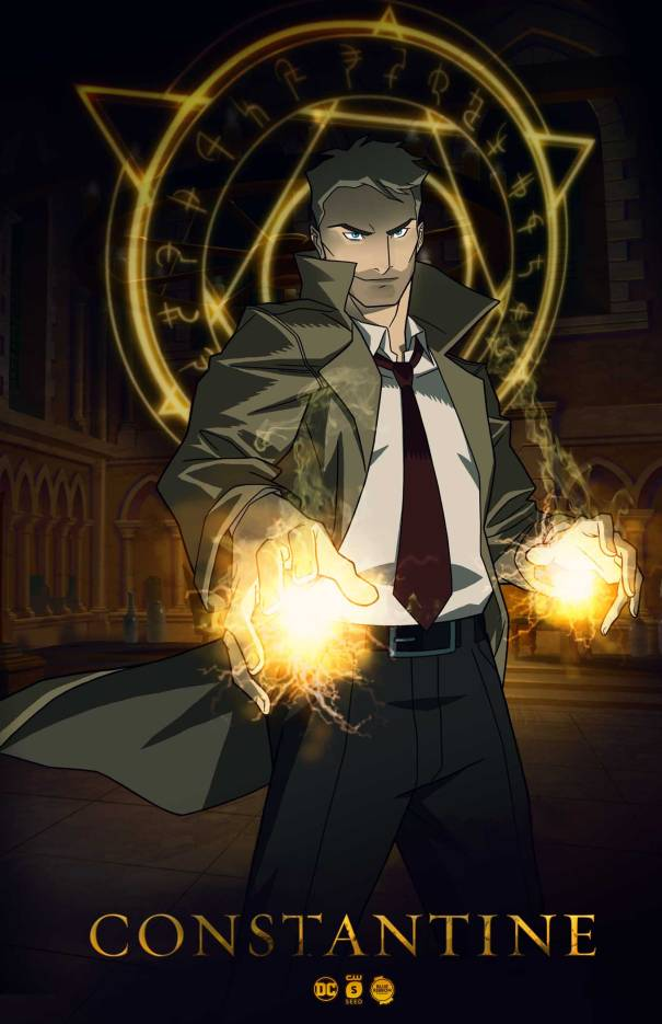 Constantine Returns To The CW