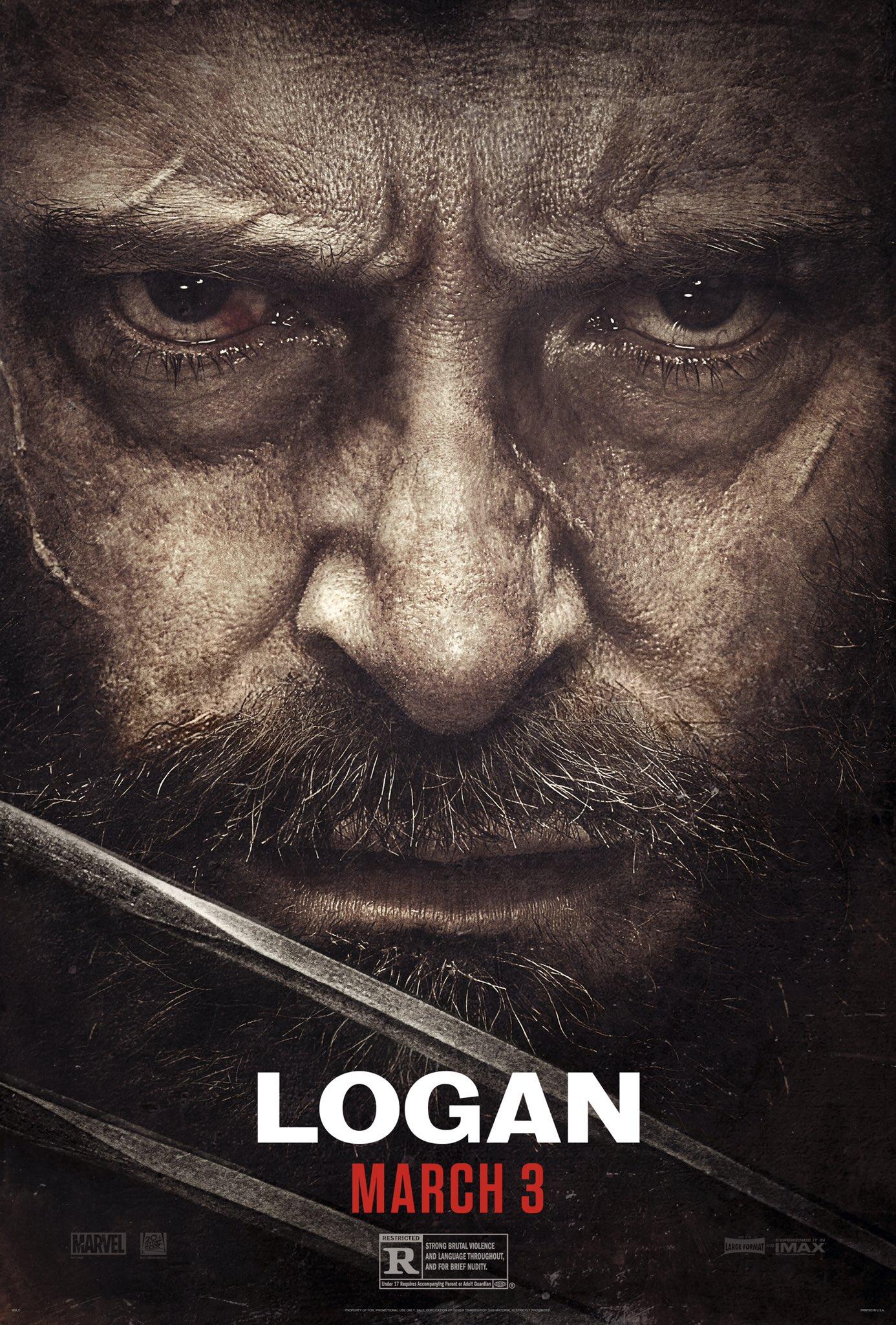 New Logan Poster