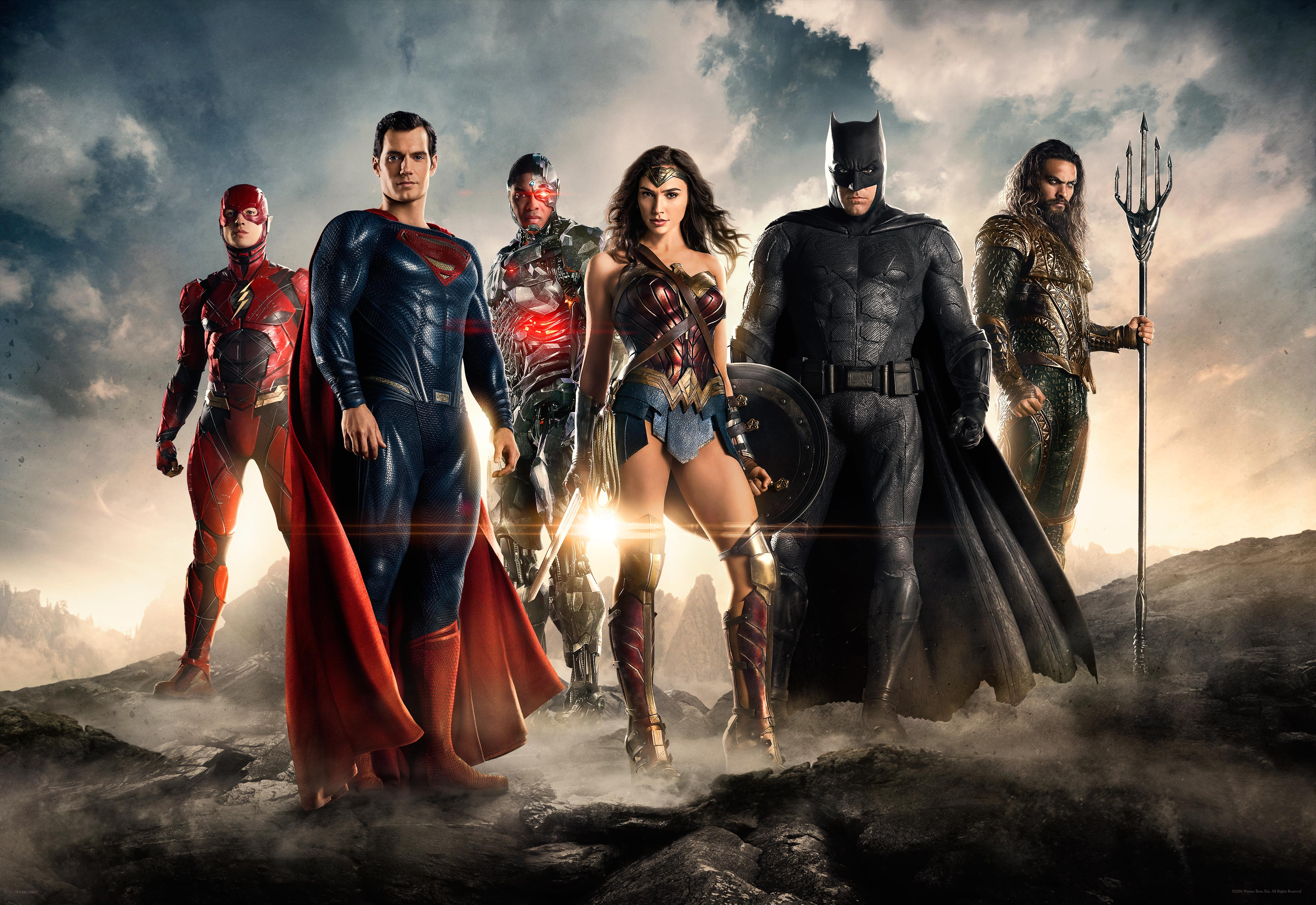 Justice League Synopsis Released