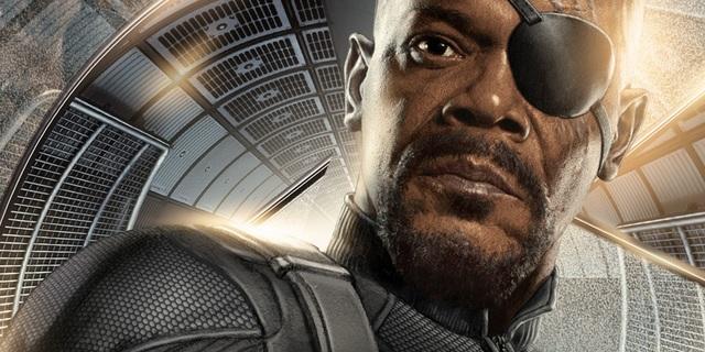 Samuel L Jackson Talks Nic Fury