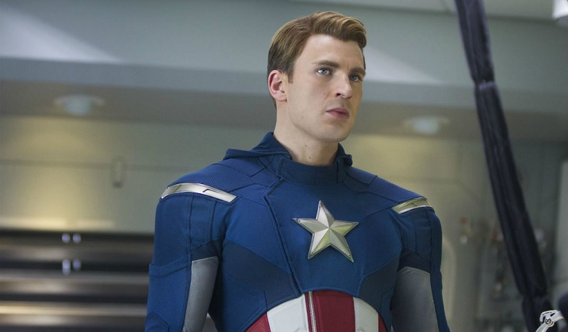 Evans Not Done With Captain America Yet