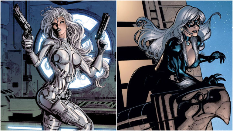 Silver Sable & Black Cat Movie Coming