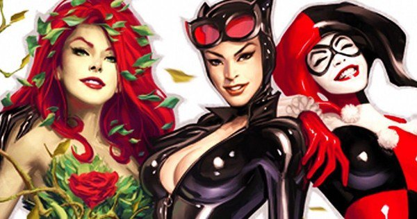 Gotham City Sirens Shooting Soon?