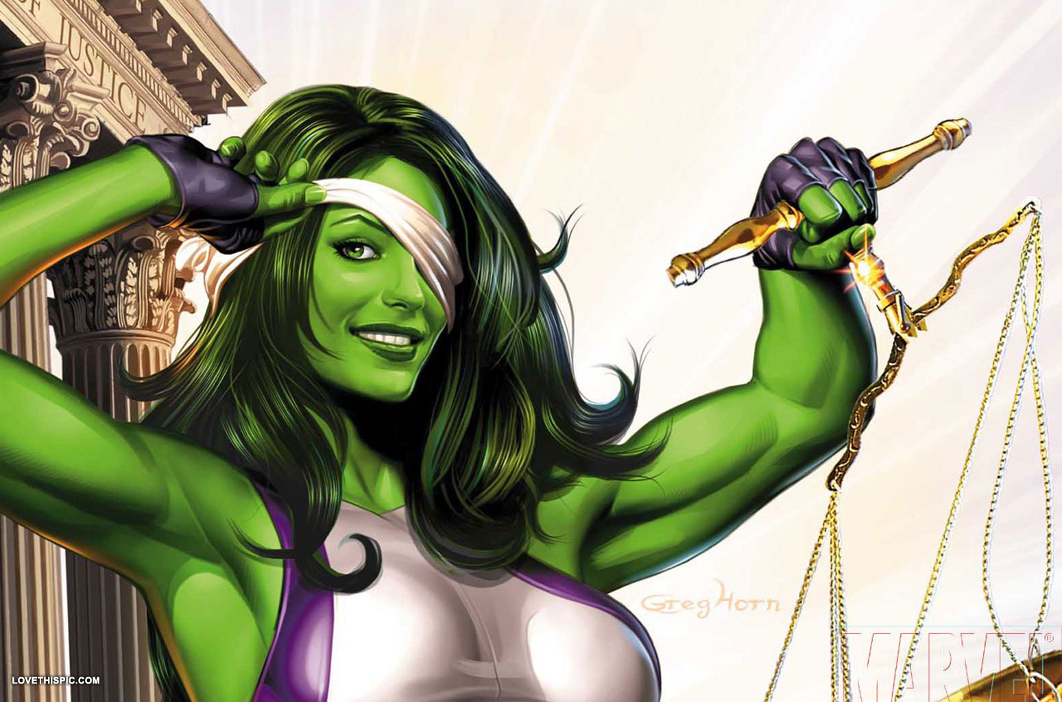 Doctor Who Director Wants She-Hulk