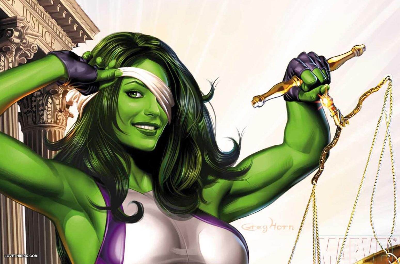 Doctor Who Director Wants She-Hulk