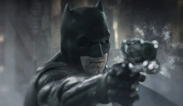 Ben Affleck Talks Leaving Batman Rumors