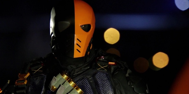 More Deathstroke On Arrow
