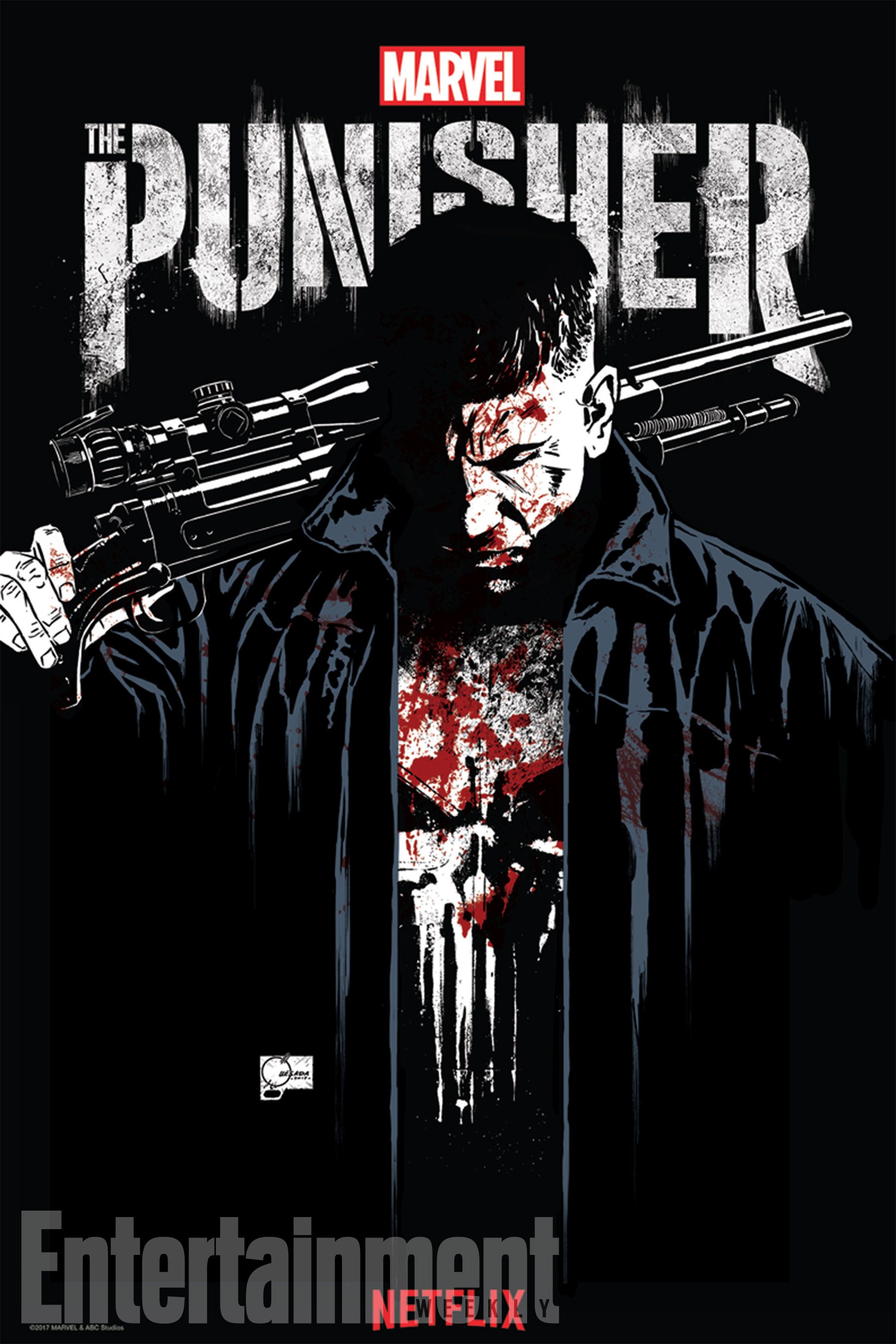 First Punisher Poster