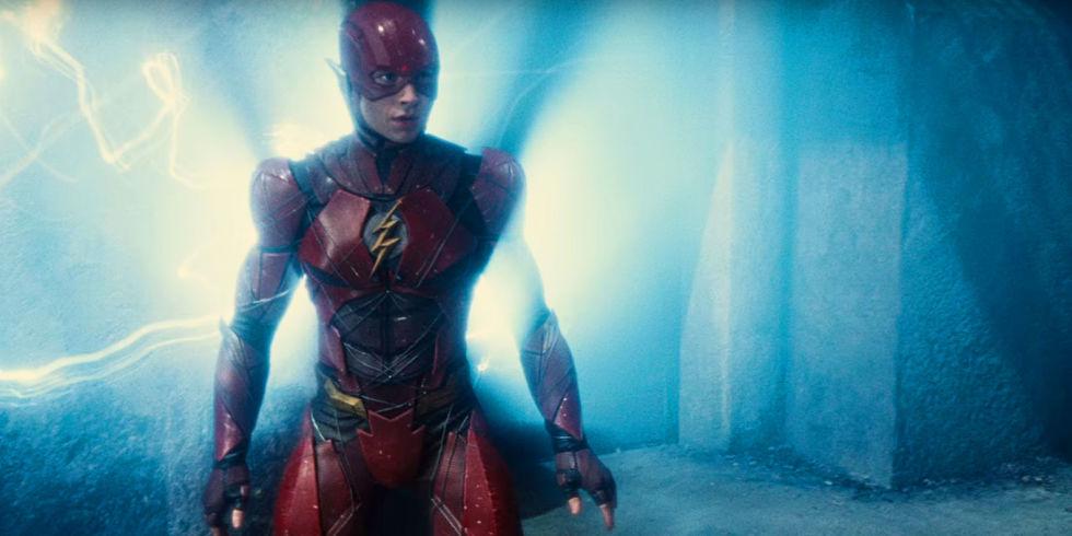 Ezra Miller Talks Flash/Justice League