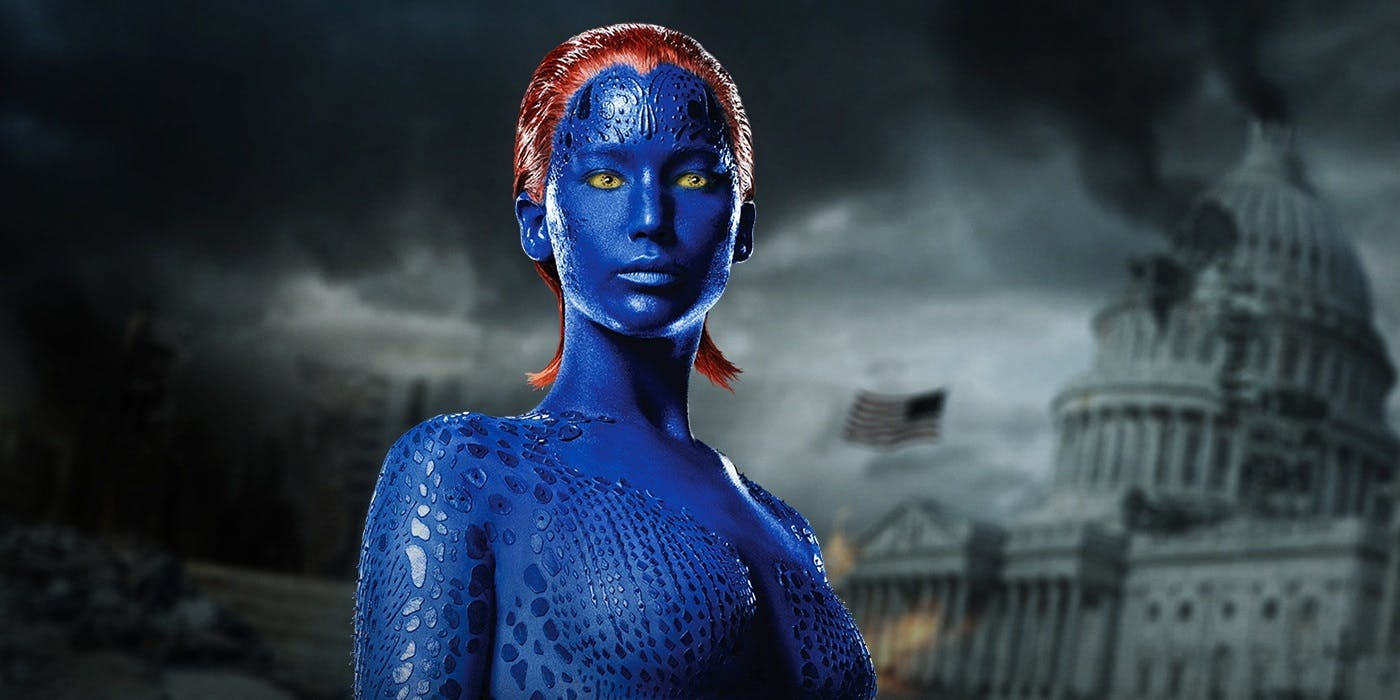 Jennifer Lawrence Talks X-Men Dark Phoenix