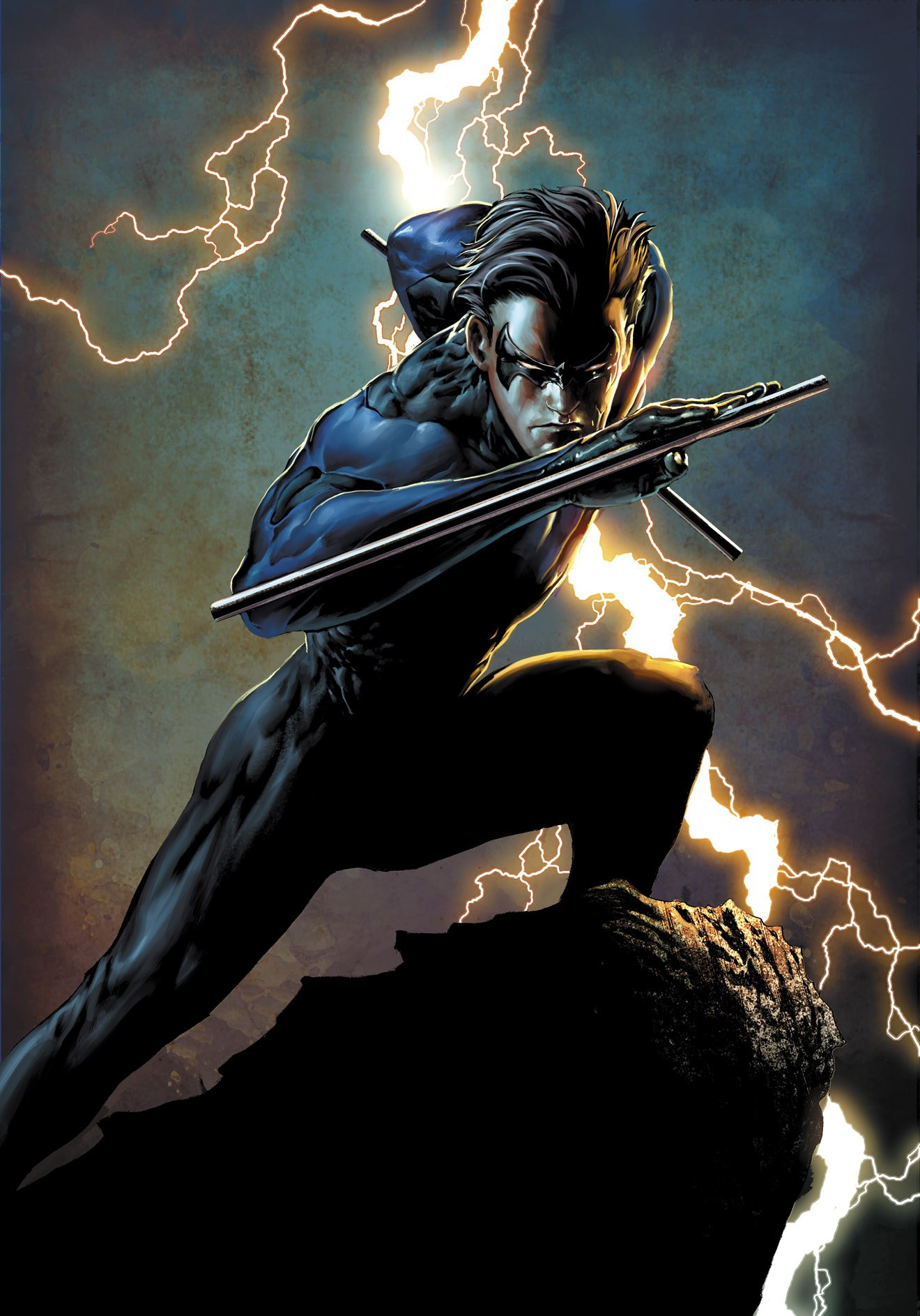 Nightwing Director Talks
