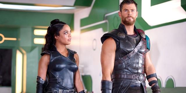 Tessa Thompson/Valkyrie Talks Female Superhero Roles