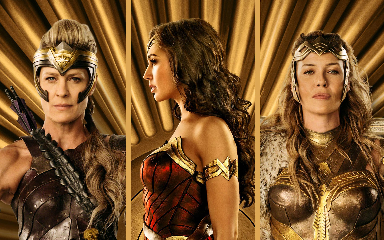 Patty Jenkins Talks Wonder Woman 2